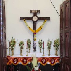 Matharpacady Cross Feast – May 2017