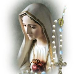 Daily Rosary During May – Tuesday & Friday